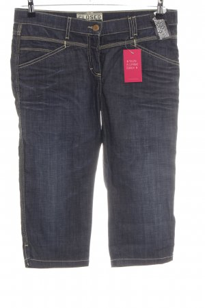 Closed 3/4 Length Jeans blue casual look