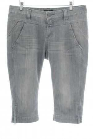Closed 3/4-jeans lichtgrijs casual uitstraling