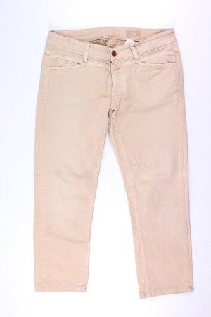 Closed 3/4 Jeans creme Größe S