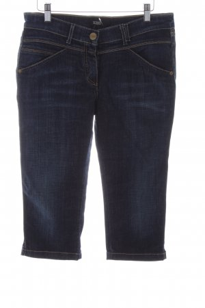 Closed 3/4-jeans blauw casual uitstraling