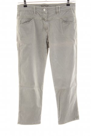 Closed 7/8 Length Trousers light grey casual look