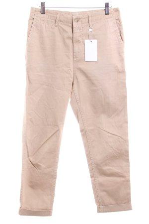 Closed Pantalone a 7/8 beige stile casual
