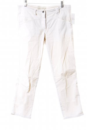 Closed 7/8-Hose creme Casual-Look