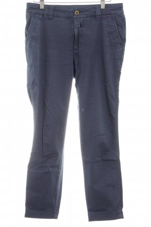 Closed 7/8-Hose stahlblau Casual-Look