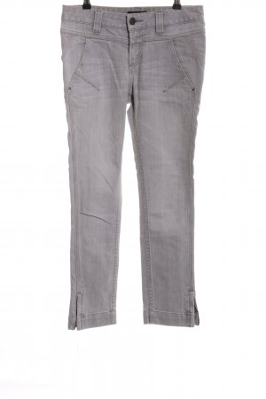 Closed 7/8 Jeans hellgrau Casual-Look