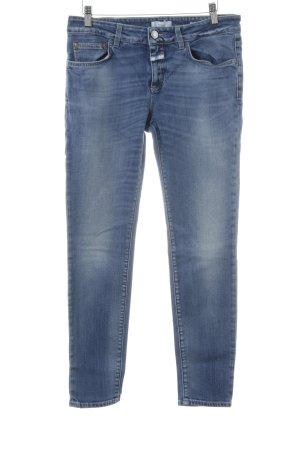 Closed 7/8 Jeans hellblau-blau Casual-Look