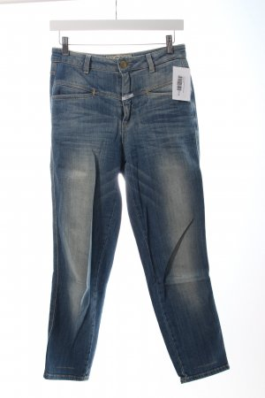 Closed 7/8 Jeans kornblumenblau Casual-Look