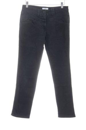 Closed Jeans a 7/8 nero stile casual