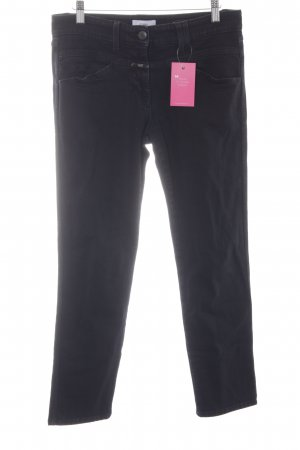 Closed 7/8 Jeans schwarz Casual-Look