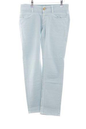 Closed 7/8 Jeans türkis Casual-Look