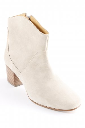 Closed Ankle Boots hellbeige