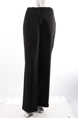Closed Anzughose schwarz