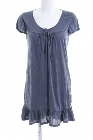 Closed Abito baby-doll blu stile casual