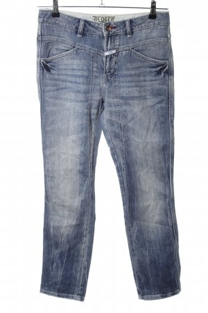 Closed Baggy Jeans blue casual look