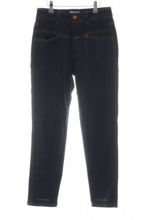 Closed Baggy Jeans dark blue casual look