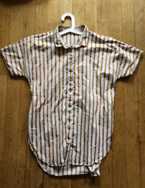 CLOSED Baumwoll Bluse Hemd Shirt L 38 40 42