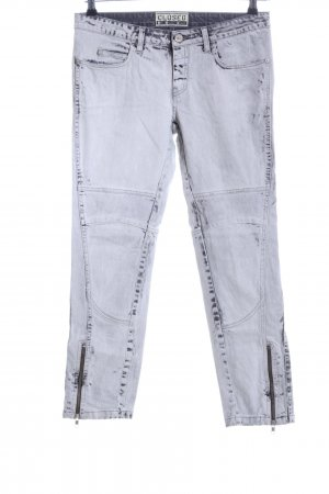 Closed Biker Jeans light grey casual look