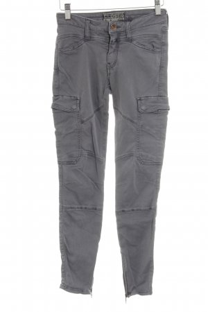 Closed Bikerjeans grau-hellgrau Casual-Look