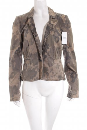 Closed Blazer Camouflagemuster Military-Look