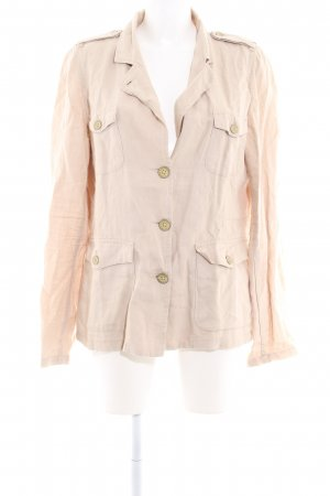 Closed Blusenjacke creme Safari-Look