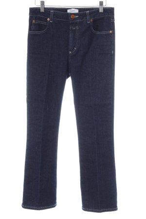 Closed Boot Cut Jeans dunkelblau Casual-Look