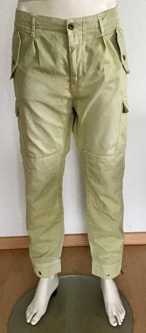 Closed Boyfriend jeans lichtgroen