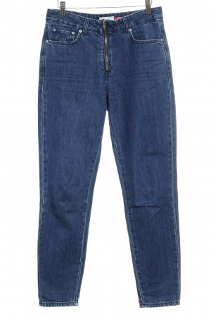 Closed Boyfriend jeans blauw casual uitstraling