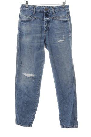 Closed Boyfriend Jeans blue-steel blue boyfriend style