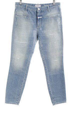Closed Boyfriend Jeans blue street-fashion look