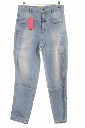 Closed Boyfriend jeans lichtblauw casual uitstraling