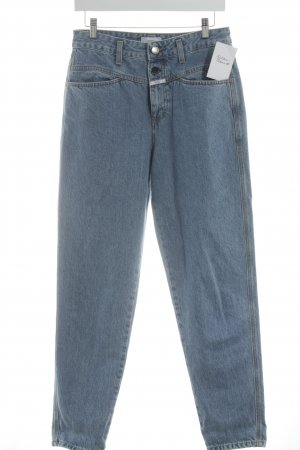 Closed Boyfriend Jeans azure cotton