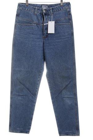 Closed Boyfriend Jeans cornflower blue flecked '90s style