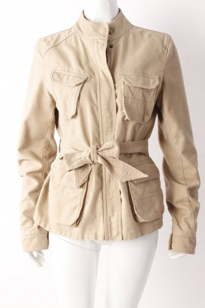 Closed Cabanjacke beige