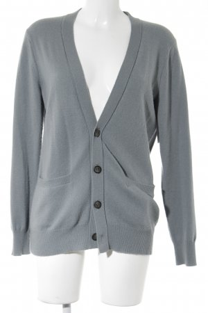 Closed Cardigan grau Casual-Look