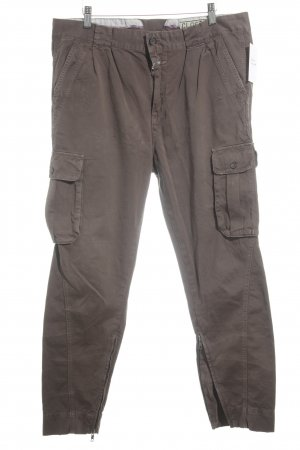 Closed Cargohose braun Boyfriend-Look