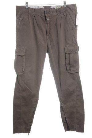 Closed Cargo Pants brown boyfriend style