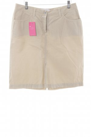 Closed Falda estilo cargo crema look casual