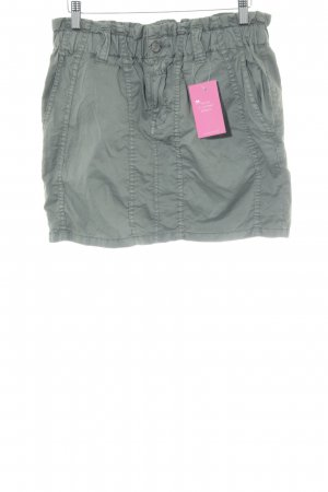 Closed Cargorok khaki casual uitstraling