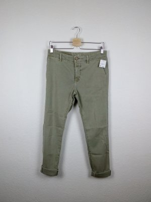 closed chino hose jeans S 36 38 -NEU- khaki grün blogger fashion designer