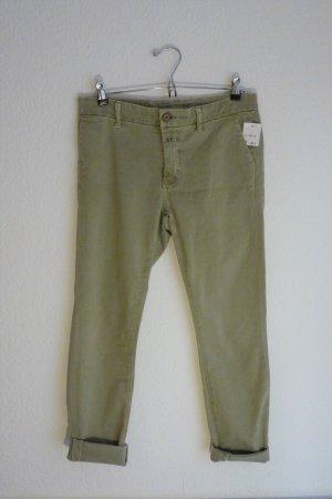 Closed Chino Hose S 36 38 *NEU* khaki grün Blogger Fashion