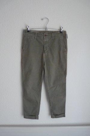 Closed Chino Hose S 38 *NEU* khaki grün grau Skater Fashion Style Blogger Safari Look