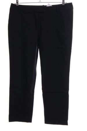 Closed Pantalone chino nero stile professionale
