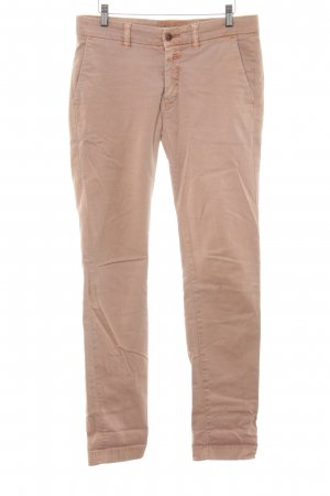 Closed Pantalone chino color carne stile casual