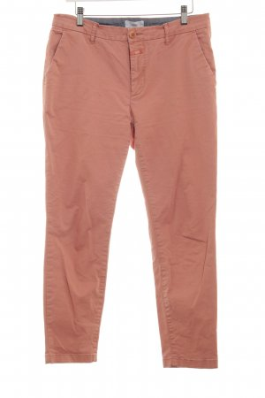 Closed Pantalone chino albicocca stile casual