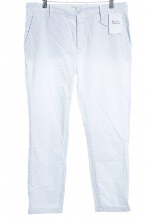 Closed Chinohose babyblau Casual-Look