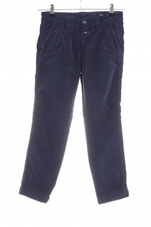 Closed Chinos blue casual look