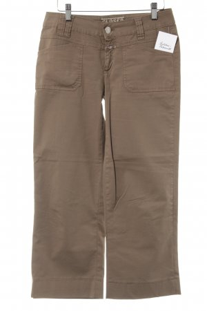 Closed Chinos camel casual look