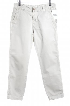 Closed Chinohose creme Casual-Look