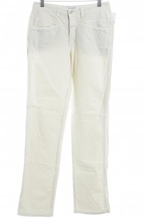 Closed Chinohose creme