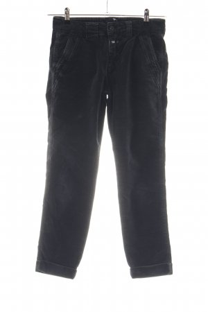 Closed Chinos black casual look